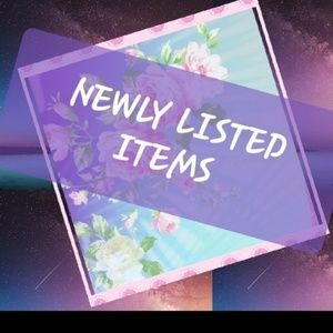 NEWLY LISTED ITEMS @sophystakated1